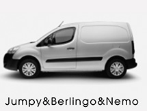 Jumpy&Berlingo&Nemo