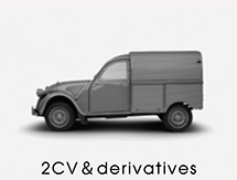 2CV&derivatives